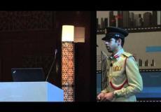 Embedded thumbnail for ENOC Marketing guest speaker: Col. Khalid Nasser Al Razooqi